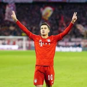Coutinho pode ter nova chance como titular do Bayern ...