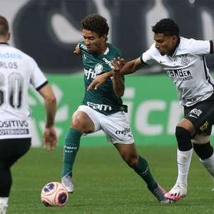 Palmeiras x Corinthians: prováveis escalações, ...