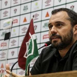 Mário analisa reposição de Gilberto e diz que Fluminense ...