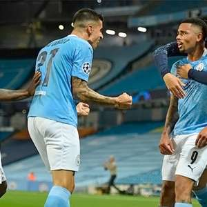 Gabriel Jesus brilha e City elimina Real na Champions League