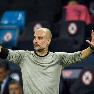 Guardiola prega calma e diz que ainda não tem nada ...