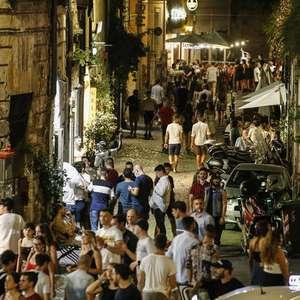 Itália tem maior número de novos casos de Covid desde maio