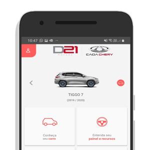 Caoa Chery sobe 40% e lança aplicativo para o pós-venda