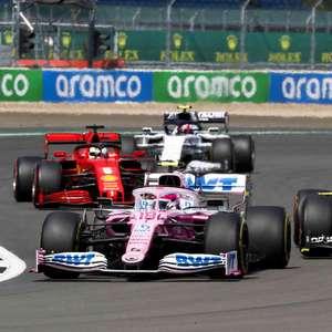 FIA aceita protestos da Renault e pune Racing Point com ...