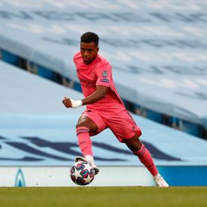 """""""Lutamos até o final"""", diz Rodrygo sobre eliminação do Real na Liga dos Campeões"""