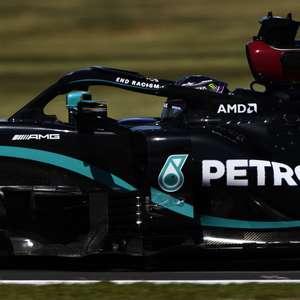 Hamilton supera Bottas e lidera dia de treinos do GP dos ...