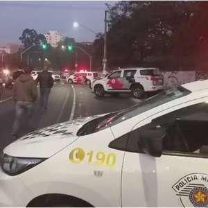 Três PMs são mortos durante abordagem em São Paulo