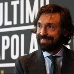 Juventus anuncia Pirlo como novo técnico após saída de Sarri