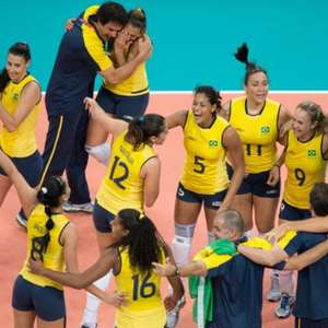 Vitória memorável do Brasil sobre a Rússia em 2012 ...
