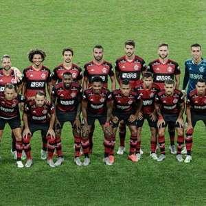 Flamengo iniciará Brasileirão com quatro dos dez ...