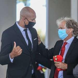 'Não pedi nenhum jogador do Flamengo', afirma Jorge Jesus