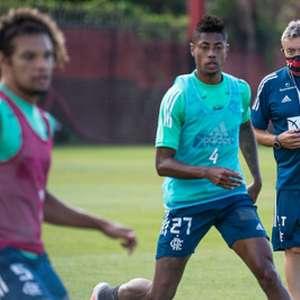 Flamengo divulga numeração oficial do elenco para o ...