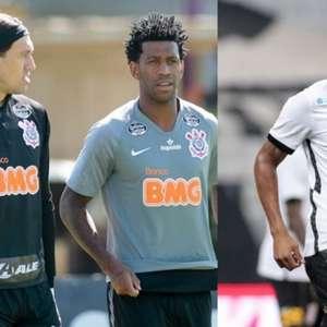 Com experientes e novatos decisivos, Corinthians disputa ...