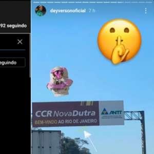 Deyverson faz postagens misteriosas e agita torcida do Vasco nas redes