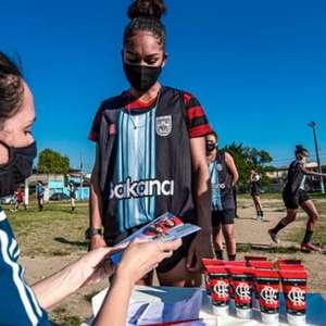 Campanha 'Nação Solidária' do Flamengo ajuda atletas do ...