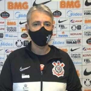 Tiago Nunes elogia postura do time: 'Tivemos atuação de ...