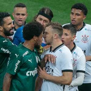 Palmeiras e Corinthians fazem final com tira-teima histórico