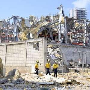 Líbano tem 154 mortos e 60 desaparecidos após explosão