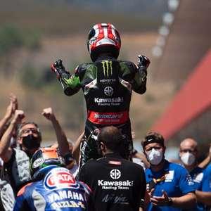 Rea vence corrida 1 do Mundial de Superbike em Portimão. ...
