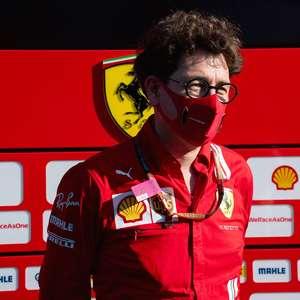 """Ferrari vê acerto em estratégia e rebate Vettel: """"Teria sido 12° de qualquer jeito"""""""