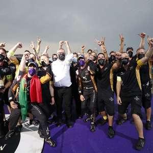 Da Costa abre 76 pontos e é campeão da Fórmula E. DS ...