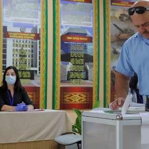 Belarus vai às urnas em eleição presidencial