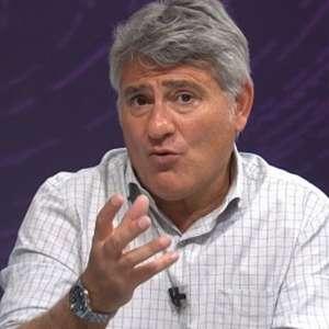 Internautas criticam Globo por manter Cléber Machado na F1