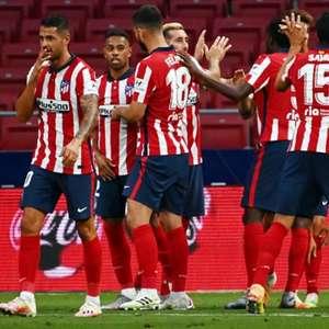 Às vésperas da Champions, Atlético de Madrid tem dois ...