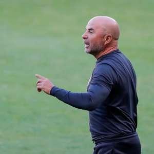 Sampaoli explica como Galo surpreendeu o Flamengo e analisa disputa no Brasileirão