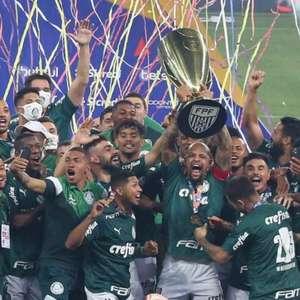 Palmeiras volta a se impor em finais contra o rival e ...