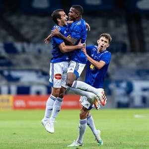 Cacá tem outra jornada 'salvadora' e ajuda o Cruzeiro na ...