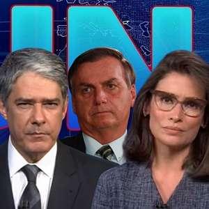 JN faz a mais dura crítica a Bolsonaro pelas mortes da covid
