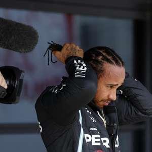 Hamilton se espanta com desgaste nos pneus e já pede a ...