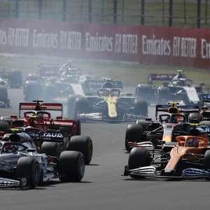 Fórmula 1 registra recorde de audiência de 2020 com GP ...
