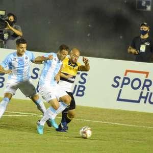 Criciúma perde pênalti e fica apenas no empate com o Londrina pela Série C