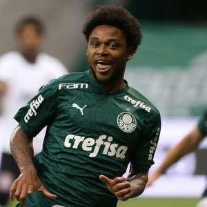 Luiz Adriano é 'o cara' do Palmeiras no Allianz Parque