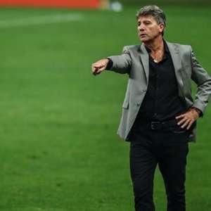 Renato Gaúcho pede reforços no sistema ofensivo