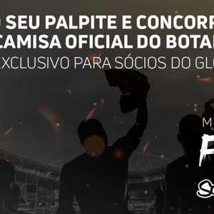 Botafogo vai premiar torcedores que acertarem resultados ...