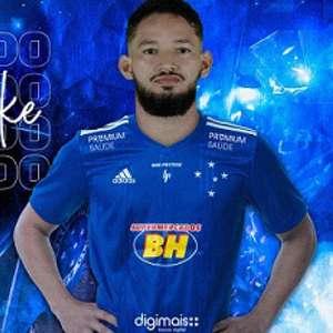 Cruzeiro confirma contratação do atacante Arthur Caike