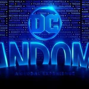 DC FanDome confirma 300 convidados na primeira convenção