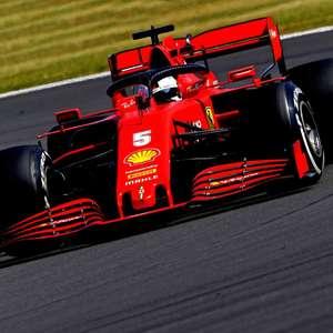 """Leclerc se salva de críticas, mas imprensa italiana vê Vettel """"vítima de seus pesadelos"""""""