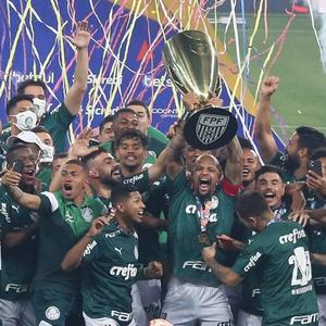 Palmeiras vai receber R$ 4 milhões da Crefisa por título
