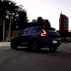 Volvo XC40, o carro híbrido plug-in que todos deveriam ter