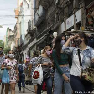 Brasil registra mais de 52 mil novos casos e 1.274 ...