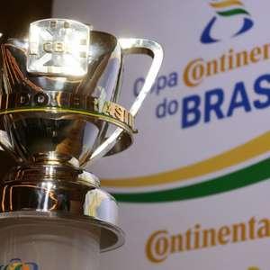 CBF divulga horários dos jogos da volta da 3ª fase da ...