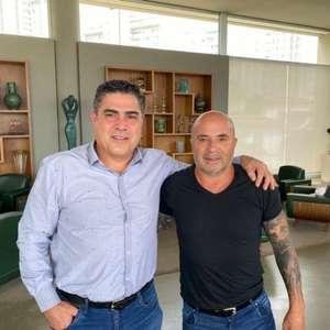 Sampaoli pediu mais reforços ao Atlético-MG revelou Sette Câmara