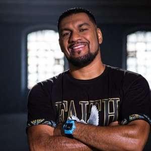 Taura MMA anuncia Pregador Luo como embaixador e ...
