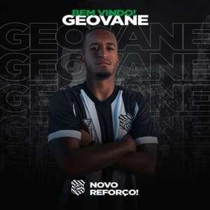 Meio-campista Geovane é o novo reforço do Figueirense