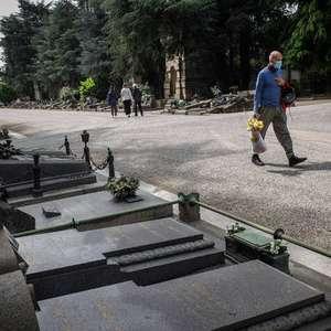 Funeral deixa centenas de pessoas em quarentena na Itália