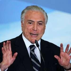 Réu em duas ações, Temer é autorizado a ir ao Líbano